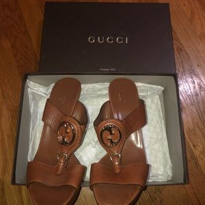 Gucci Ankoo Sandal